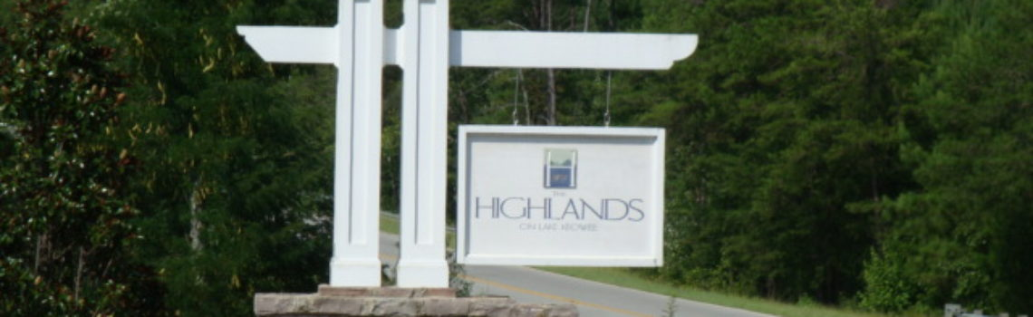 The Highlands on Lake Keowee