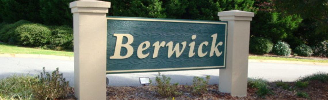 Berwick Subdivision