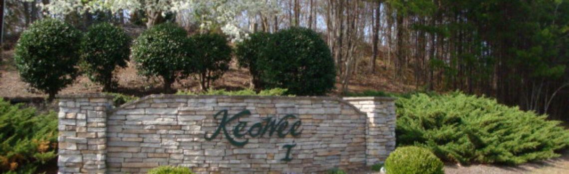 Keowee Subdivision 1