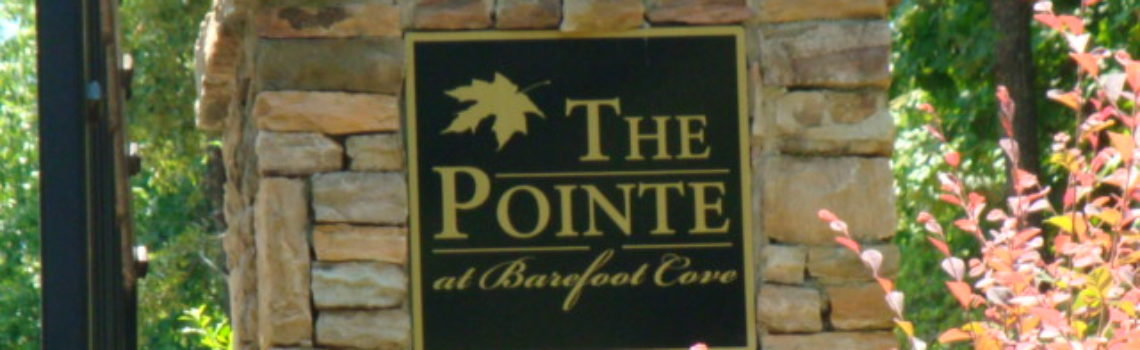 The Pointe at Barefoot Cove