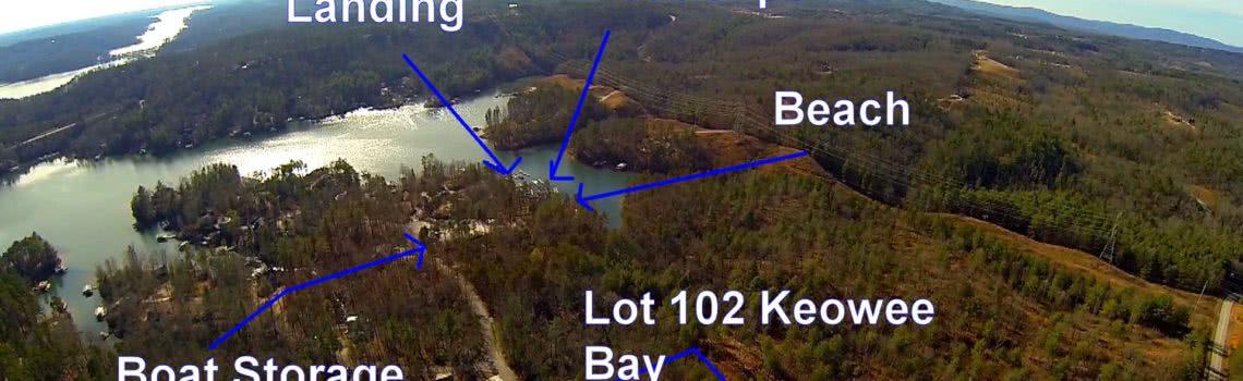 Lot 102 Keowee Bay Sub
