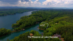Lot A 57 The Reserve at lake Keowee