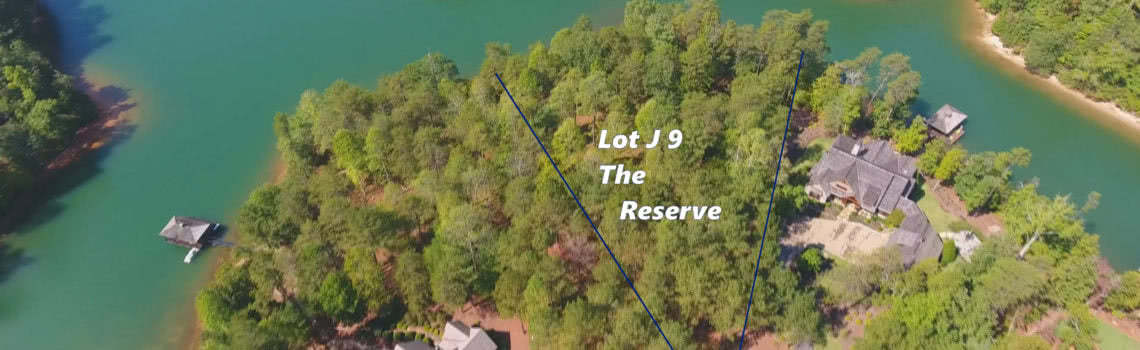 Lot J-9 The Reserve at Lake Keowee