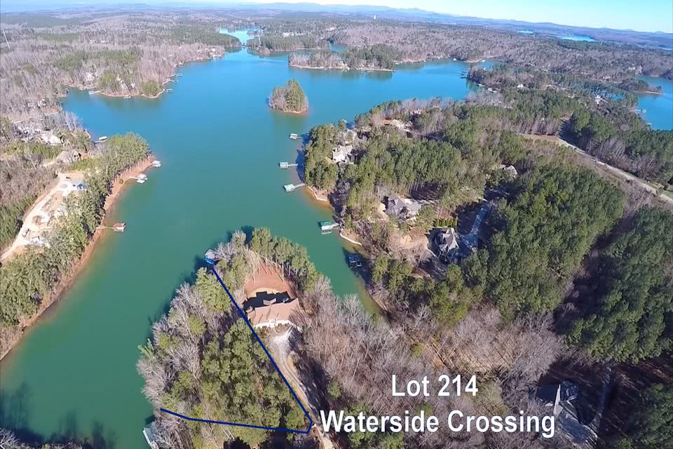 Lake Keowee Homes for Sale Real Estate Lakefront Property
