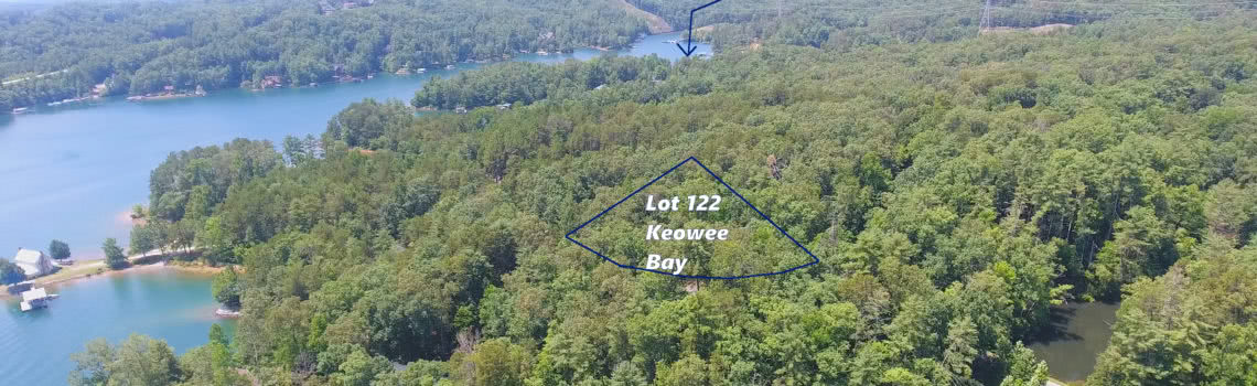 Lot 122 Keowee Bay