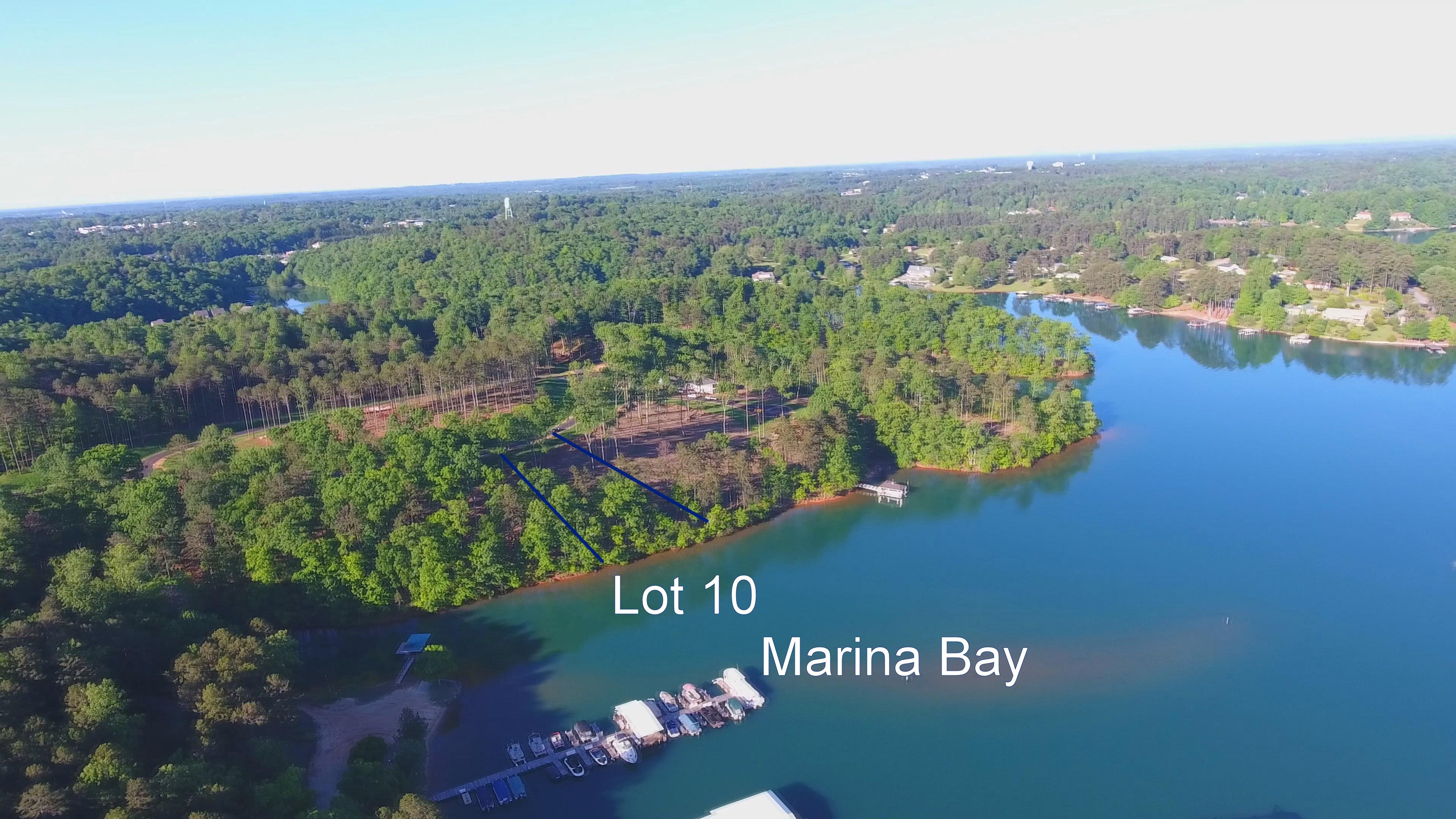 Lot 10 Marina Bay Drive Top Guns Realty