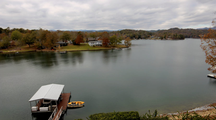 Lake Keowee Real Estate Expert Blog Time to Button Up!