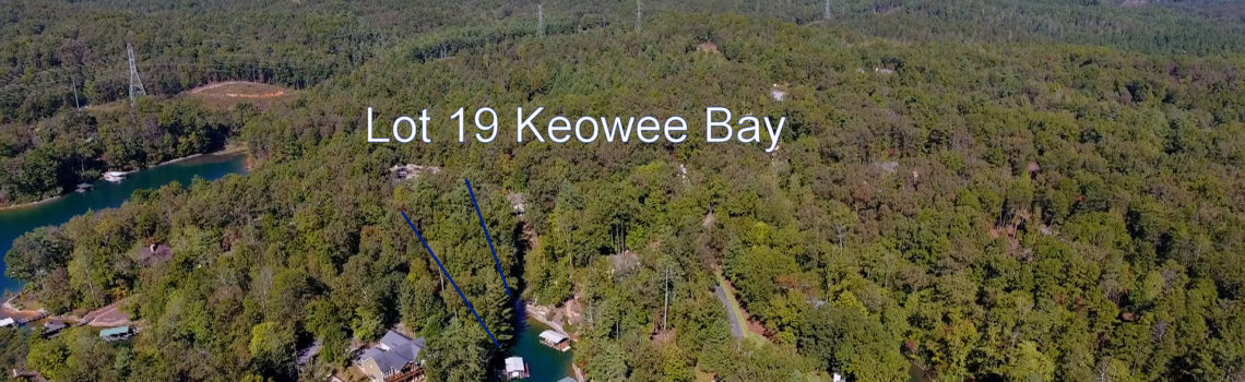 Lot 19 Keowee Bay