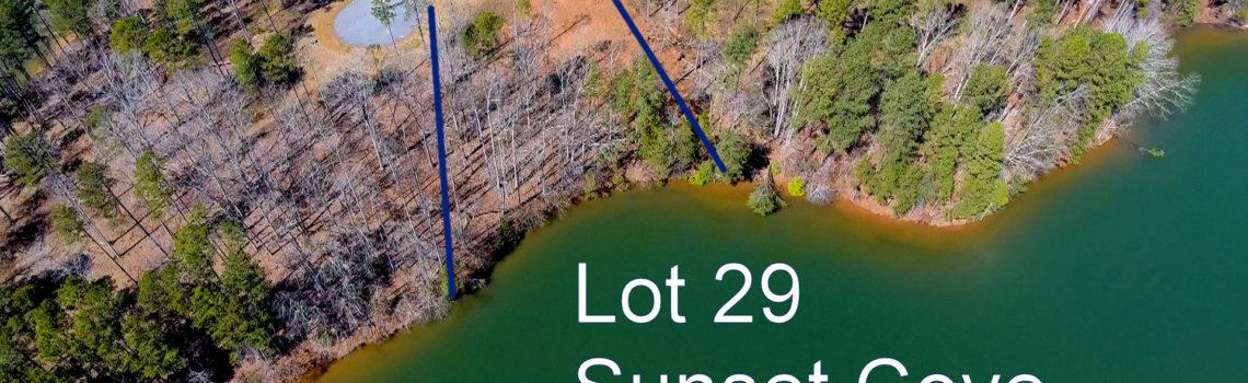 Lot 29 Sunset Cove