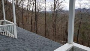 Pre-solar panel roof