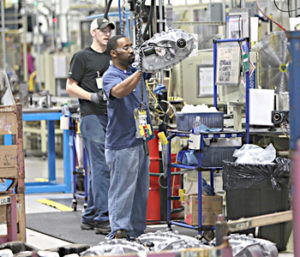 Oconee Economic Alliance executive director Richard Blackwell cited BorgWarner's 2017 expansion announcement as evidence of the successes over the past year that have helped the county reach its lowest unemployment rate since 1998.