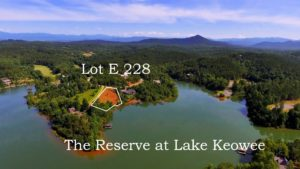 Lake Keowee, The Reserve, Nicklaus
