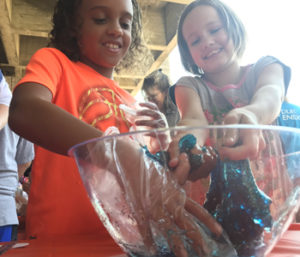 World of Energy to offer educational series. Kids will make slime during the July 18 program at Wednesdays at the World of Energy.