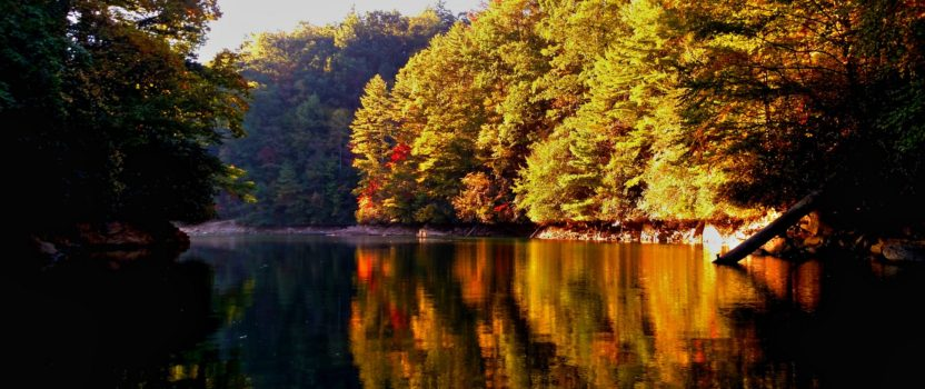 Fall Around Lake Keowee?