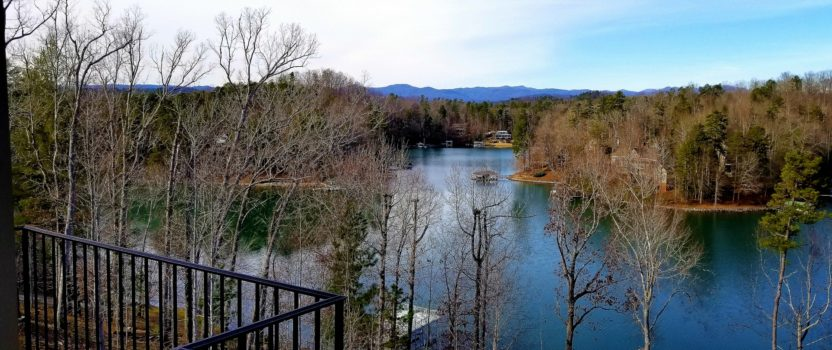 Keowee Expert Blog Brrrr But Spring Is On The Way!