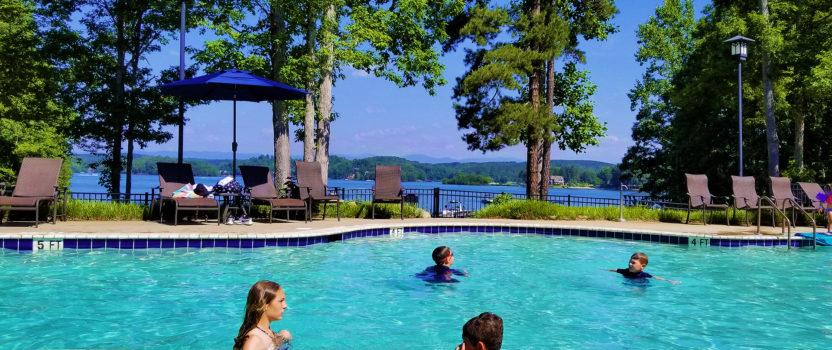 It's Getting Hot on Lake Keowee