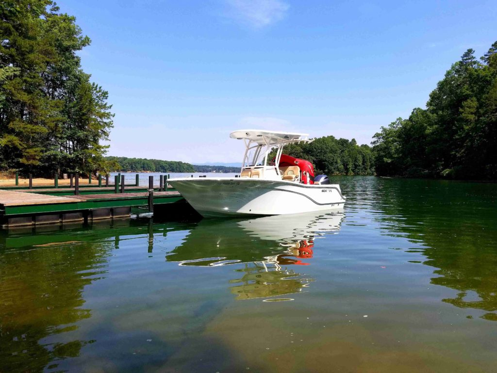 keowee bay homes for sale