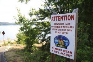 lake Keowee,Fall Creek,Access area,landing,fence installation,Mike,Matt,Roach,Top,Guns,Realty,homes,lots,land,acreage,for sale,real estate,