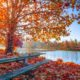 Things to Do in Fall on Lake Keowee