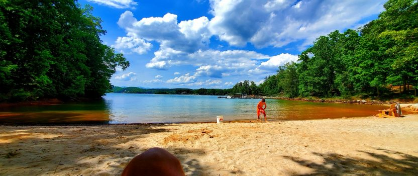 Lake Keowee Expert Blog In By July!