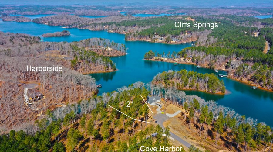 Lake Keowee Real Estate Expert Blog About to Pop!
